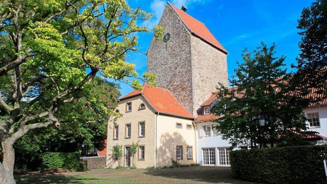 Die Burg Wittlage