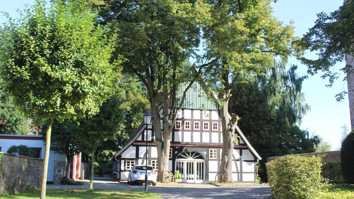 Das Haus Sonnenwinkel im Sommer